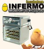 Inkubatory do wyl�gu jaj